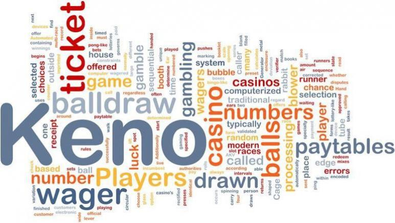 Keno Strategy