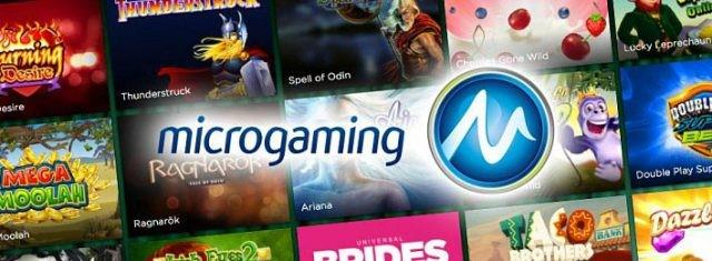 Microgaming - #1 Software Provider to Canadian Online Casino Sites
